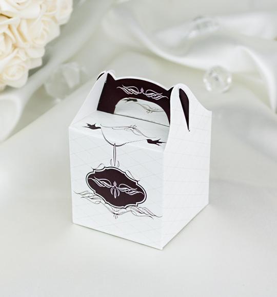 Hochzeitgastgeschenkverpackung Für Nüsse Kleine Geschenke K14